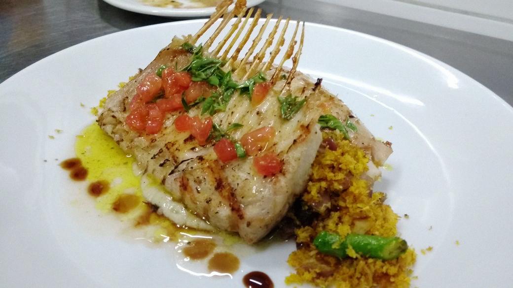 Na imagem, o prato Tambaqui do Baco.