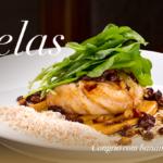 Na imagem, banner site com Sugestão do Chef Para Elas.