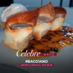 Celebre Baco, 1 ano de Baco Espaço Gastronômico.