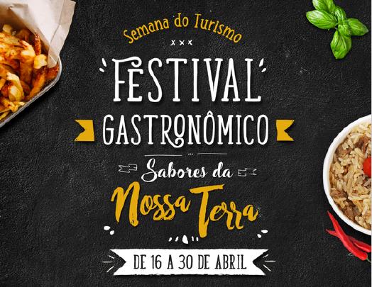 Na imagem, o Festival Gastronômico de Maringá.
